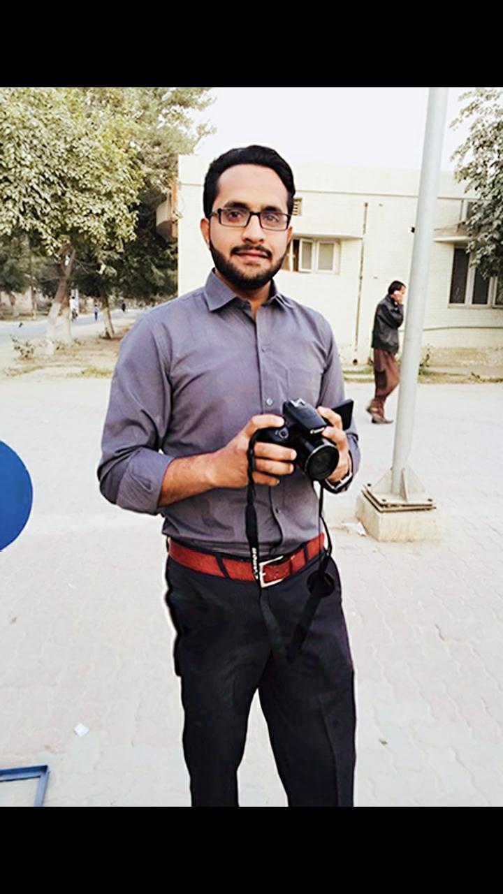Adnan Qureshi Excel, Data Entry