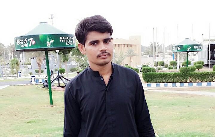 Nadir Ali Solangi