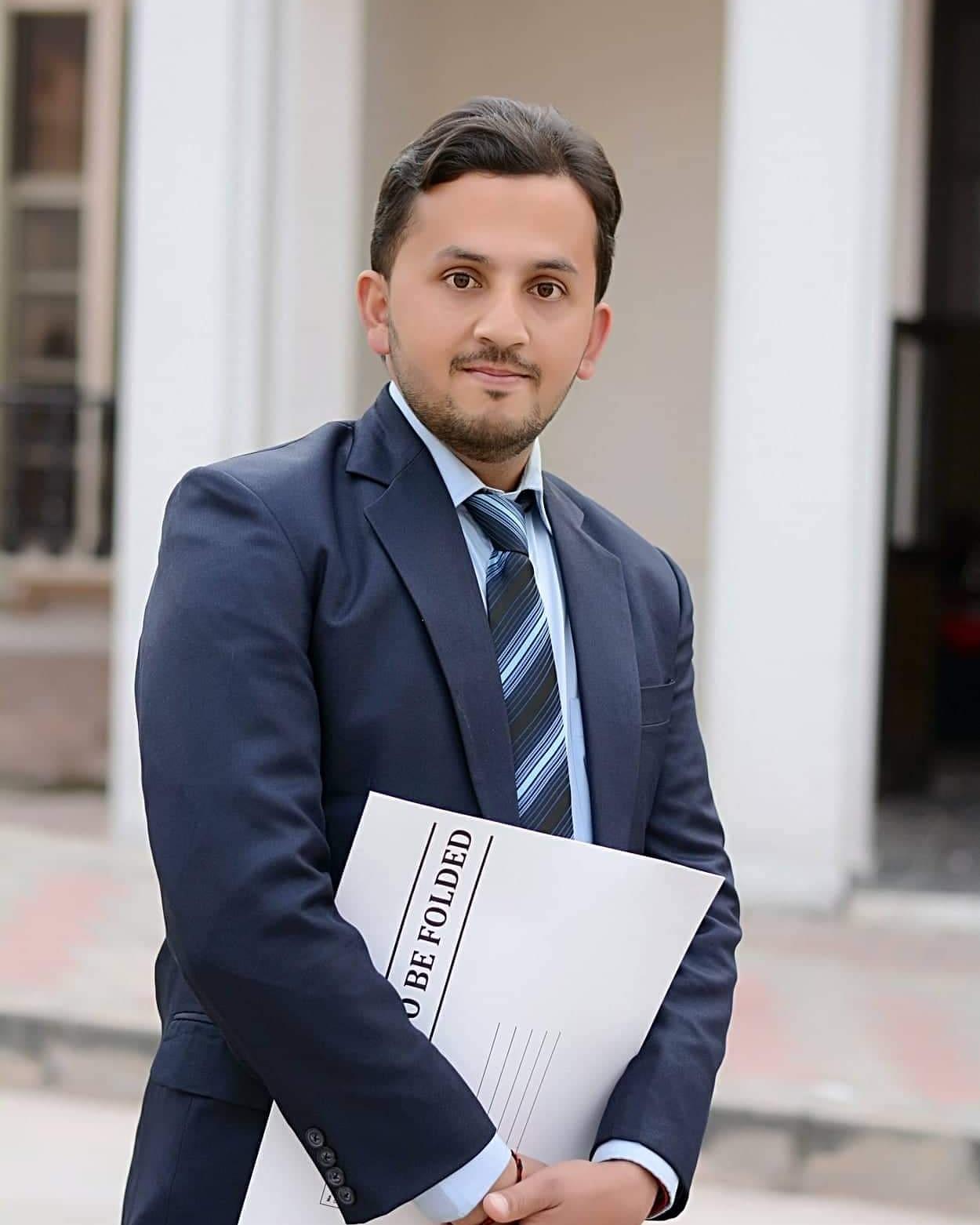 Syed Muhammad Wasif Ali Bukhari Word