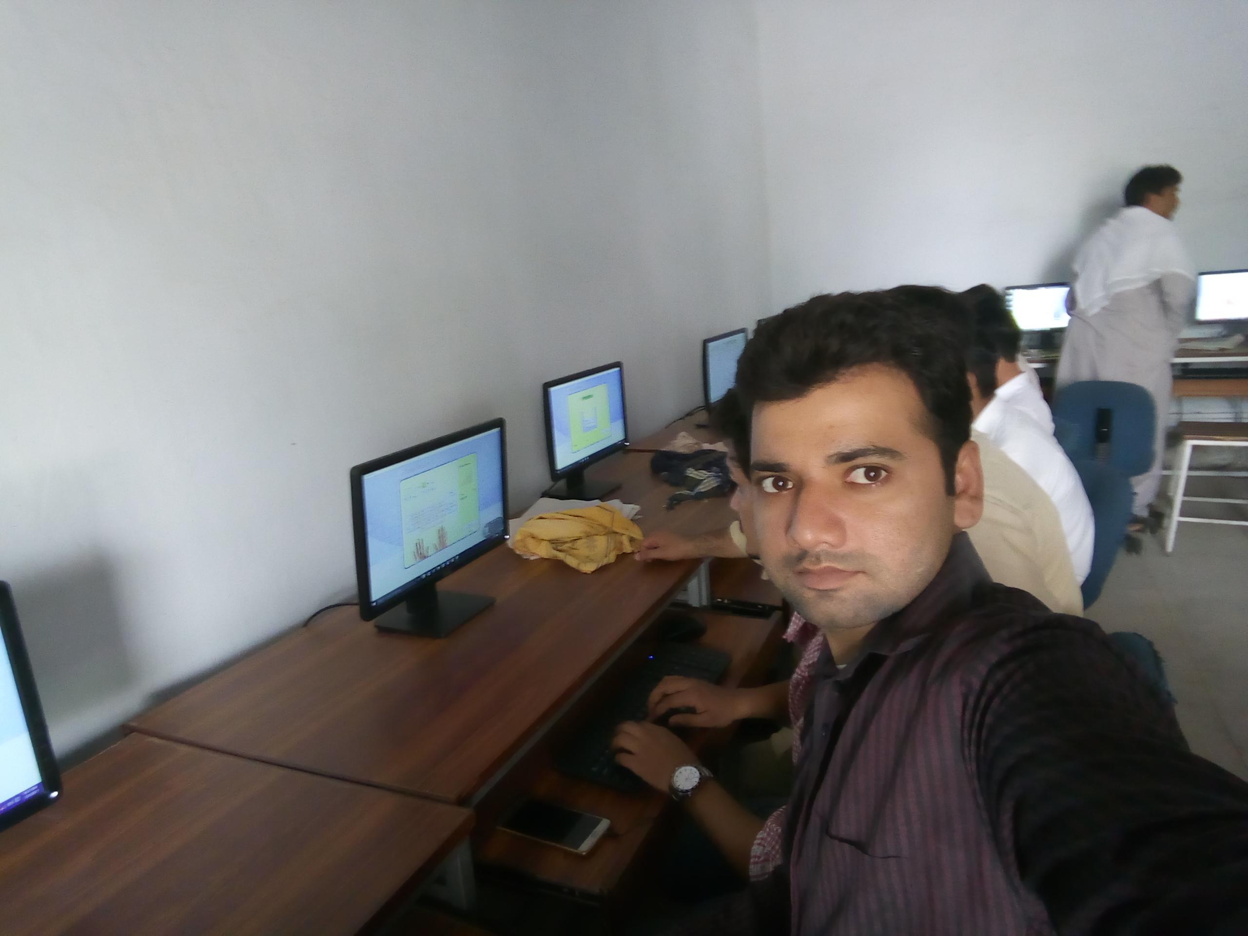 Hafiz Younis Javed Hafiz Younis Javed Data Entry