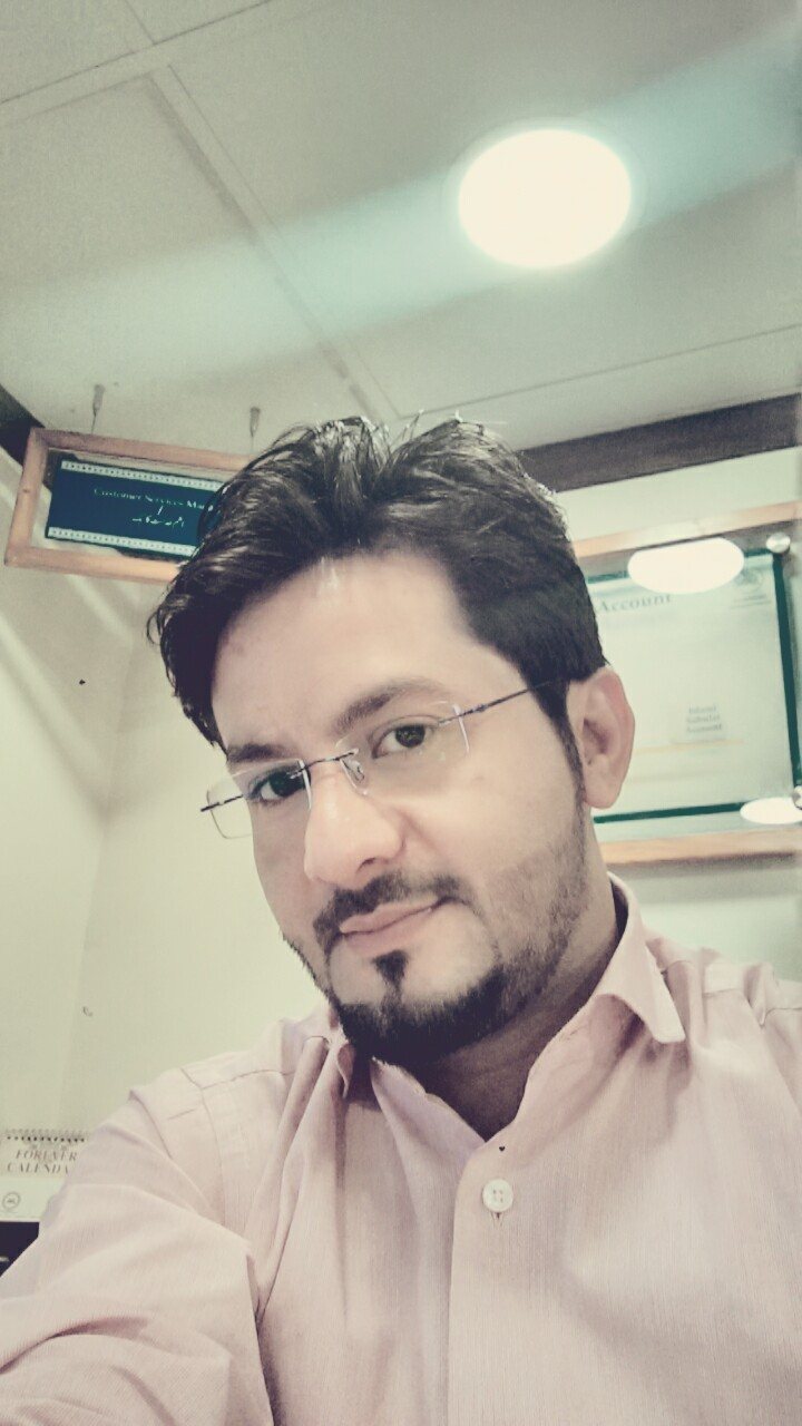 Ehtesham Ul Haq Bhatti Accounting, Audit, Compliance, Finance, Inventory Management, Management, Public Relations, Account Management, Customer Experience, Customer Retention