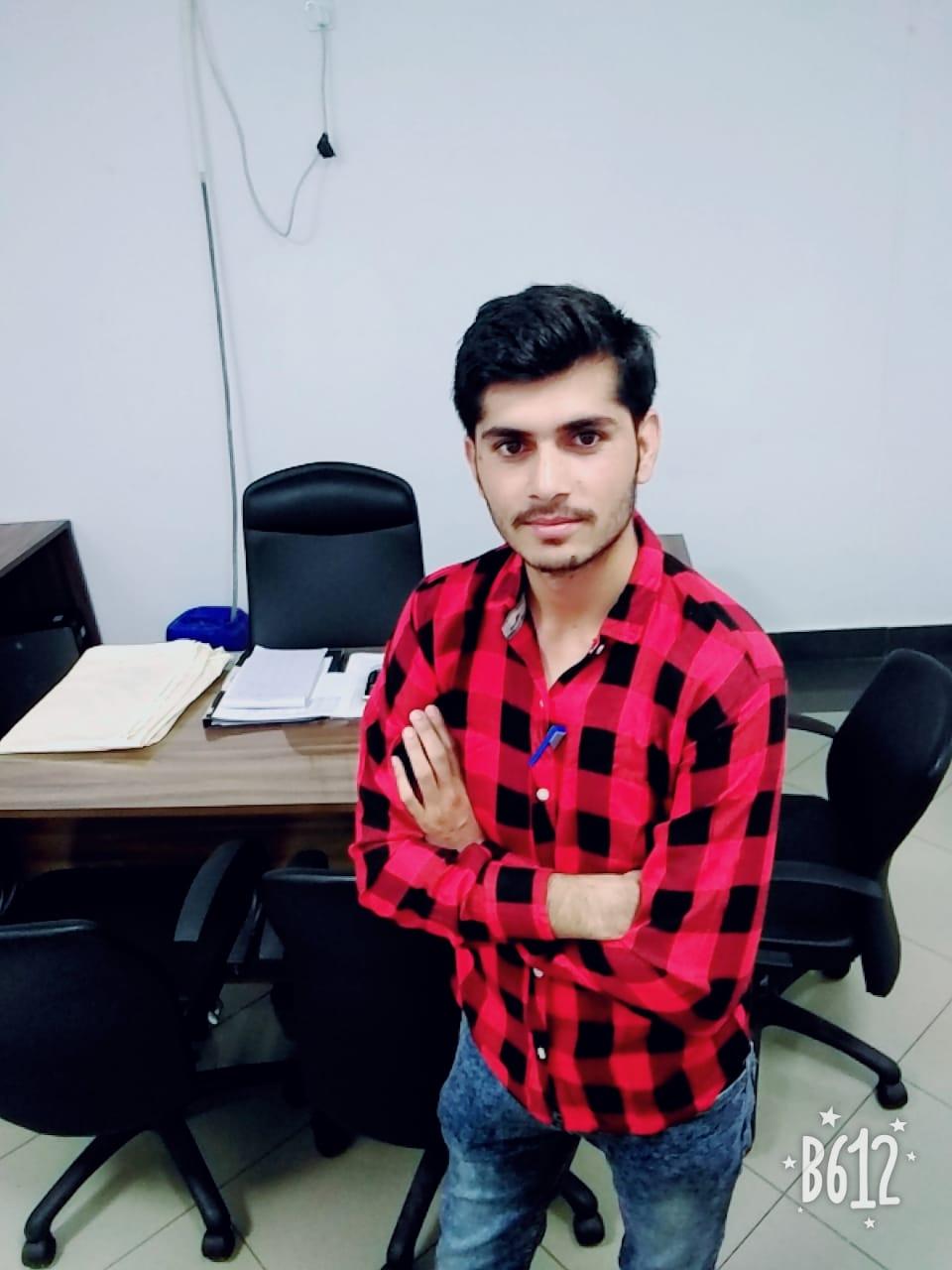 Rizwan Hyder Shaikh