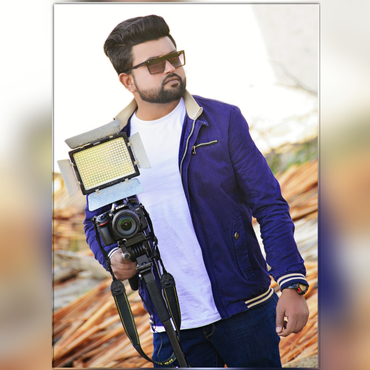 Talha Tariq Music, Photo Editing, Photoshop, Photoshop Design, Videography