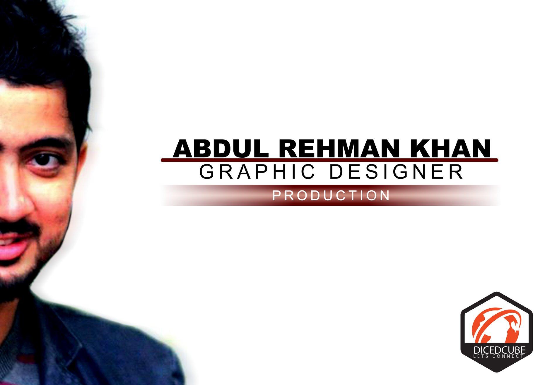 Abdul Rehman Khan 3ds Max, Banner Design, Brochure Design, Business Cards, Creative Design, Account Management, Website Management, Adobe Illustrator, Programming, Search Engine Marketing