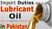 Lubricant Importing Company