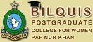 Bilquis Postgraduate College