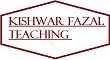 Kishwar Fazal Teaching Hospital