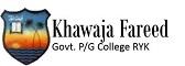 Khawaja Fareed Government Postgraduate College