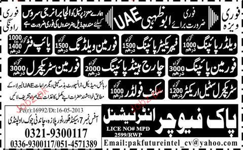 Foreman Welding, Foreman Piping Job Opportunity