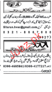 Naw e Waqat Classified Security Guards Job Opportunity