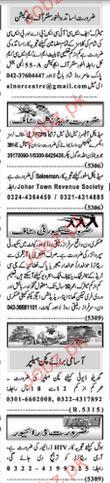 Naw e Waqat Classified Security Guards, Teachers Wanted