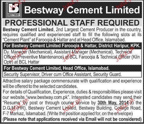 Deputy Manager, Assistant Manager Job Opportunity