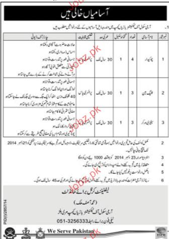 Chawkidars, Flagman and Sanitary Workers Wanted
