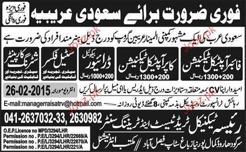 Fiber Optical Technicians, Copper Optical Technicians Wanted