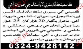 Field Officers and Area Managers Job Opportunity