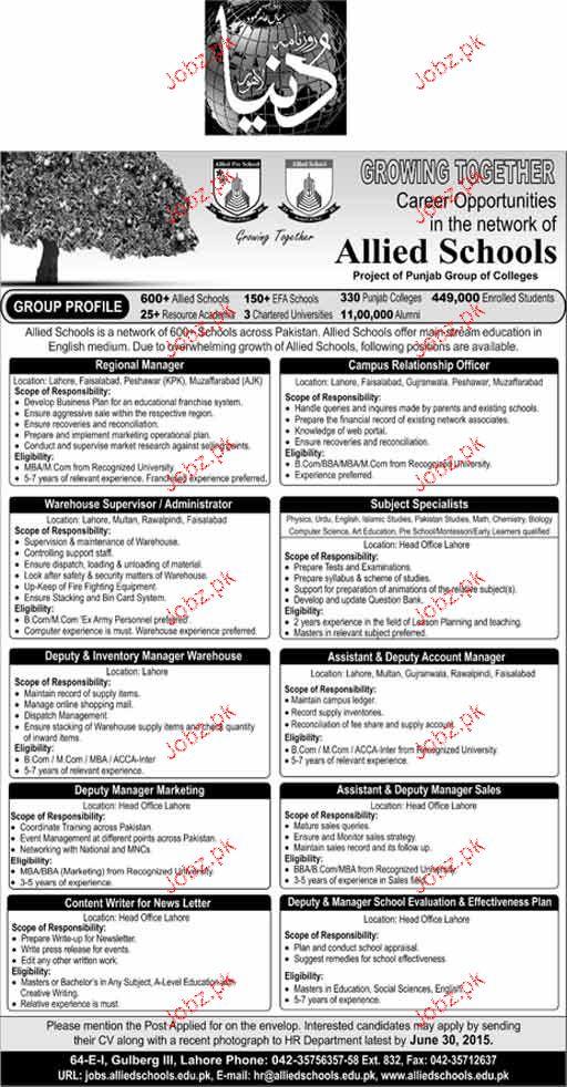 Regional Manager, Campus Relationship Officer Job Opportunit