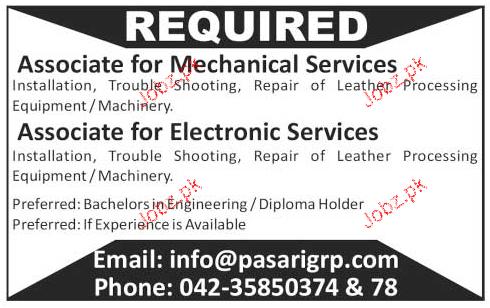 Associate Mechanical Service Job Opportunity