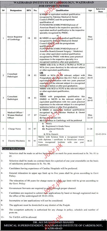 Senior Registrar, Consultants Pathologists Job Opportunity