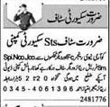 Job in Security Company