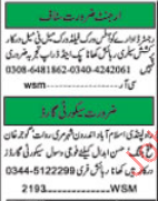 Security Guards Required