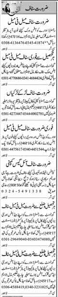 Office Staff Jobs Career Opportunity 2017