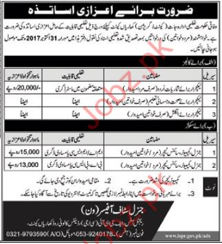 FGE Jobs Federal Government Education Department