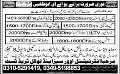 Receptionist & Security Guard Jobs in UAE