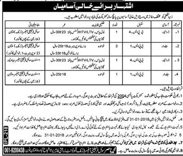 Driver Jobs in Government Agriculture Farm