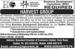 Business Development Executives Job Opportunity