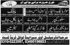 Medical Staff & Office Boy Jobs in UAE