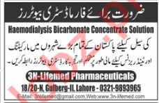 Pharma Distributors Required