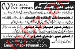 National Enterprises NE Career Opportunities