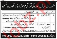 Suzuki Karakoram Motors Mansehra Jobs 2018