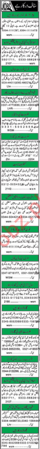 Drivers & Security Guards Jobs in Private Company
