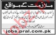 Pakistan Revenue Automation Pvt Ltd PRAL Jobs