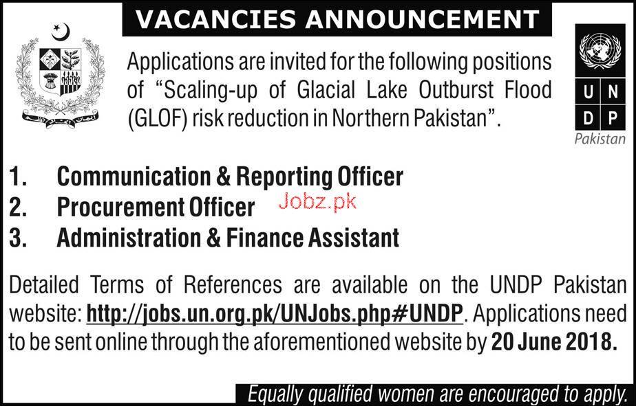 United Nations Development Programs UNDP Jobs