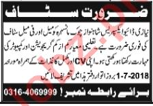 Niazi Daewoo Express Manshera KPK Jobs 2018
