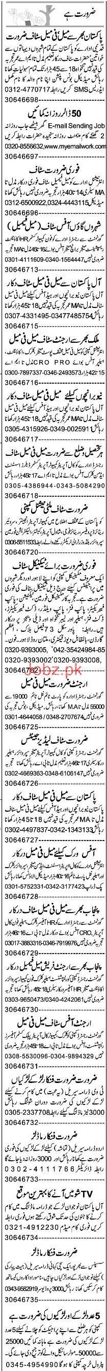 Mechannical Foreman, Technicians, Fabricators Wanted