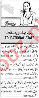 Teachers Jobs Career Opportunity in Karachi 2018