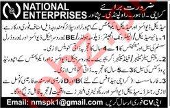 National Enterprises Bio Medical Engineer Jobs
