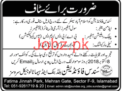 Admin Manager, Public Relation Officers Job Opportunity