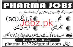 Manager, Order Taker, Salesman Job Opportunity