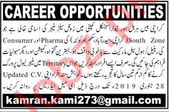 Herbal Medicine Company Zonal Sales Manager Jobs