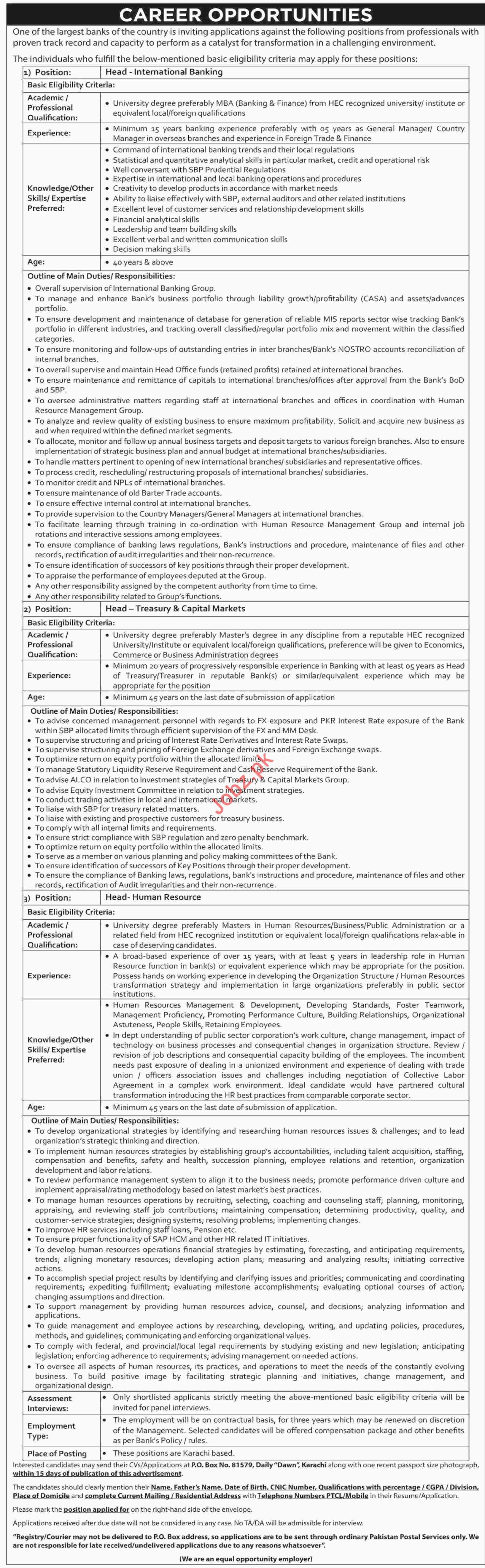Public Sector Organization Management Jobs