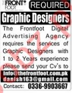 Graphic Designers Jobs 2019 in Islamabad