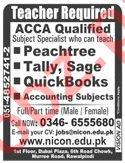 Teaching Staff jobs in NICON Institute