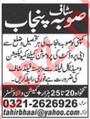 Field Officer Job Lahore