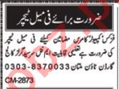 Female Teachers Jobs 2019 in Multan
