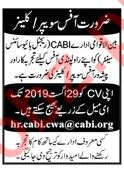CABI Pakistan NGO Jobs 2019 for Office Sweeper