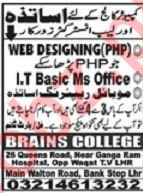 Teacher Jobs in Lahore